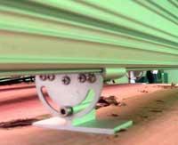 Led drita dmx,Dritat e rondele me ndriçim LED,LWW-5 përmbytje LED 2, LWW-5-BASE, KARNAR INTERNATIONAL GROUP LTD