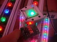 Led drita dmx,LED dritë përmbytjeje,LWW-5 rondele e rrymës LED 5, LWW-5-cover2, KARNAR INTERNATIONAL GROUP LTD