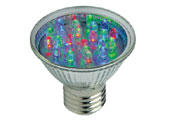 قوانغدونغ بقيادة المصنع,مصباح LED,سلسلة PAR 4, 9-10, KARNAR INTERNATIONAL GROUP LTD