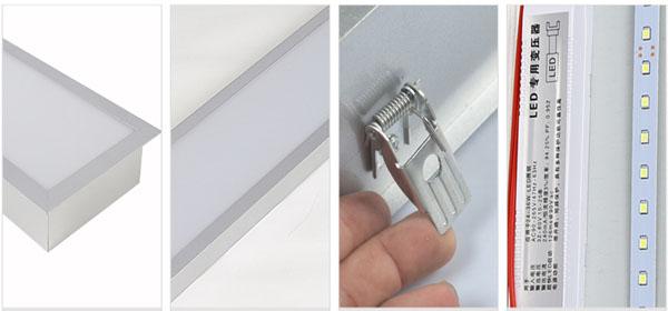 Led drita dmx,Paneli i sheshtë LED,porcelani 24W dritë LED panel 2, 7-2, KARNAR INTERNATIONAL GROUP LTD
