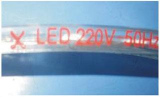 ጓንግዶንግ መሪ የሚንቀሳቀስ ፋብሪካ,መሪ ሪባን,110 - 240V AC SMD5050 LED ROPE LIGHT 11, 2-i-1, ካራንተር ዓለም አቀፍ ኃ.የተ.የግ.ማ.