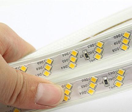 قوانغدونغ بقيادة المصنع,ادى الشريط,110 - 240V AC SMD 5050 Led strip light 5, 2835, KARNAR INTERNATIONAL GROUP LTD