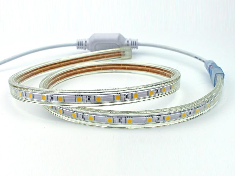 قوانغدونغ بقيادة المصنع,ادى الشريط,110 - 240V AC SMD 5050 Led strip light 4, 5050-9, KARNAR INTERNATIONAL GROUP LTD