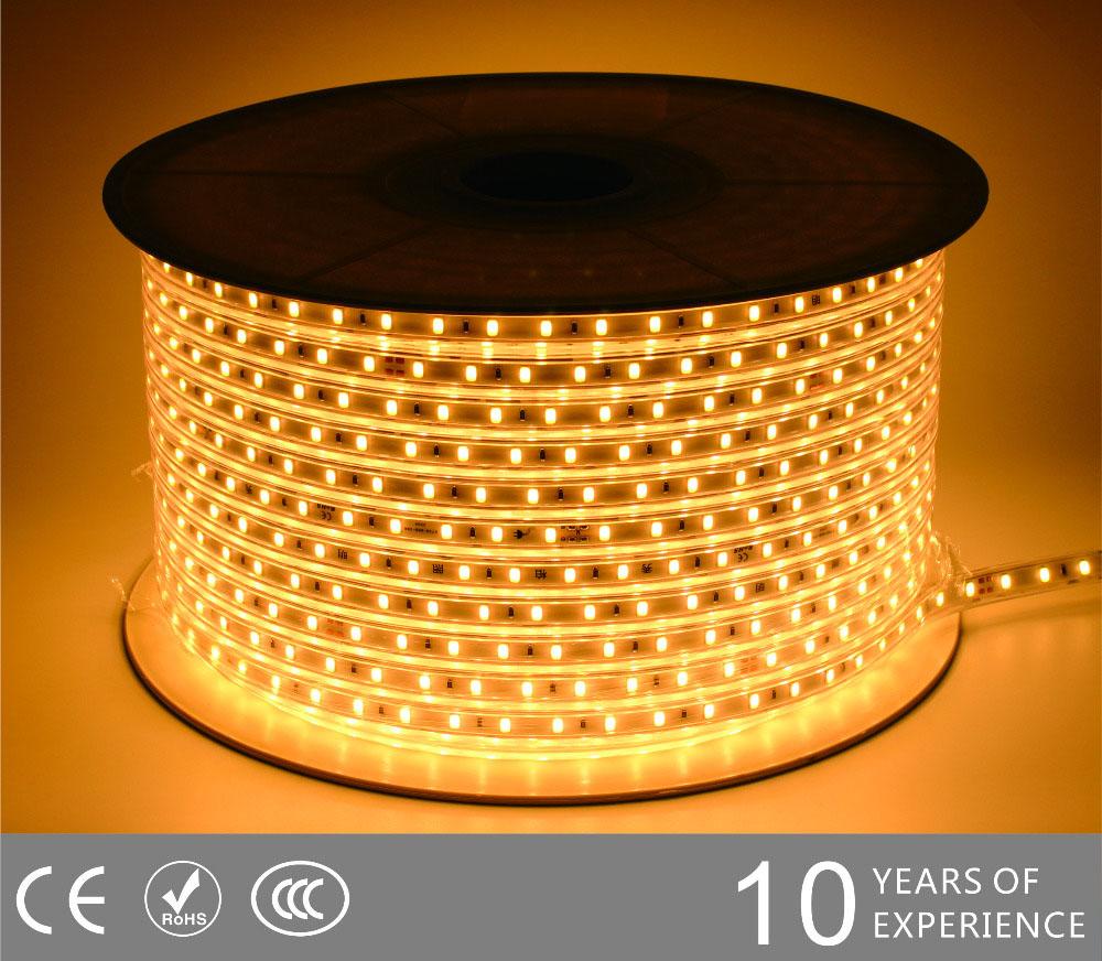 Led drita dmx,të udhëhequr kasetë,240V AC Jo Wire SMD 5730 udhëhequr dritë strip 1, 5730-smd-Nonwire-Led-Light-Strip-3000k, KARNAR INTERNATIONAL GROUP LTD