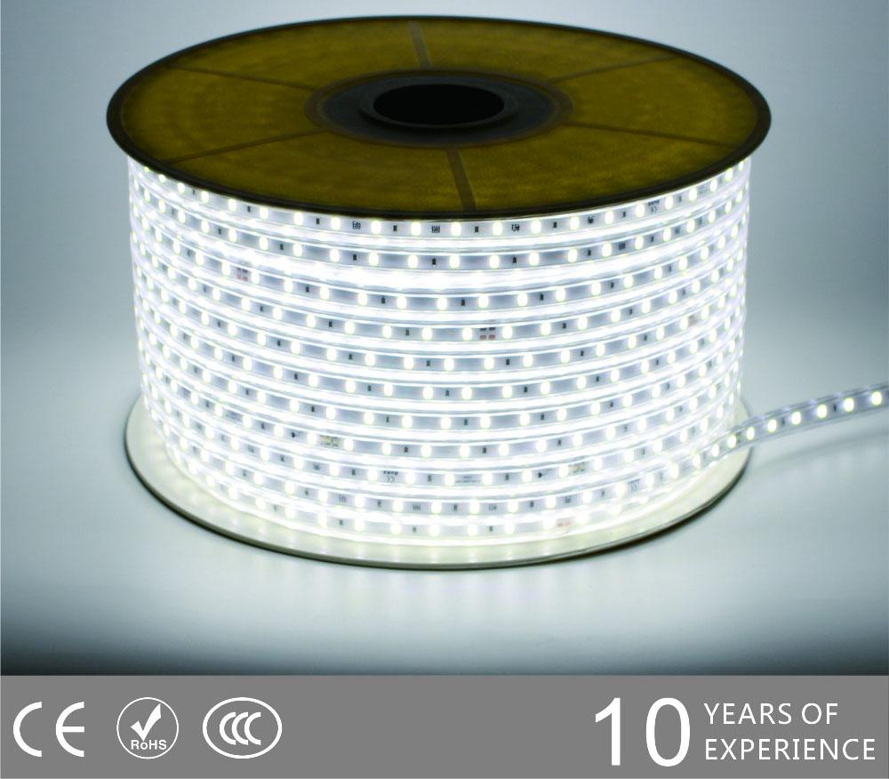 Led drita dmx,të udhëhequr kasetë,110V AC Nuk ka Wire SMD 5730 LEHTA LED ROPE 2, 5730-smd-Nonwire-Led-Light-Strip-6500k, KARNAR INTERNATIONAL GROUP LTD