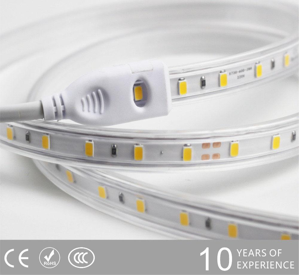 Guangdong udhëhequr fabrikë,të udhëhequr kasetë,110V AC Jo Wire SMD 5730 udhëhequr dritë strip 4, s2, KARNAR INTERNATIONAL GROUP LTD