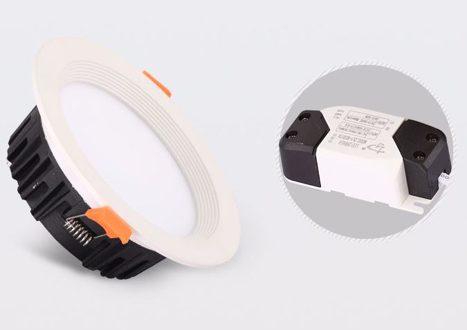 Led drita dmx,dritë poshtë,Kina 5w recessed Led downlight 2, a2, KARNAR INTERNATIONAL GROUP LTD