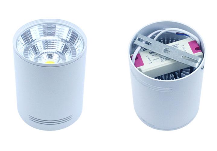 Led drita dmx,ndriçimi i udhëhequr,sipërfaqja e portës 10w Led downlight 3, saf-3, KARNAR INTERNATIONAL GROUP LTD