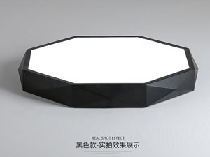 Led drita dmx,Ngjyra me makarona,36W Sheshi udhëhequr dritë tavan 3, blank, KARNAR INTERNATIONAL GROUP LTD