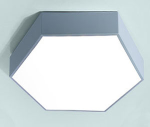 Led drita dmx,Ngjyra me makarona,Drita e tavanit me rrethore 16W 7, blue, KARNAR INTERNATIONAL GROUP LTD
