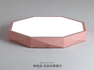 Guangdong udhëhequr fabrikë,Ngjyra me makarona,36W gjashtëkëndësh udhëhequr dritë tavan 3, fen, KARNAR INTERNATIONAL GROUP LTD