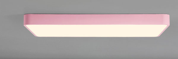 Led drita dmx,Ngjyra me makarona,36W Sheshi udhëhequr dritë tavan 2, style-3, KARNAR INTERNATIONAL GROUP LTD