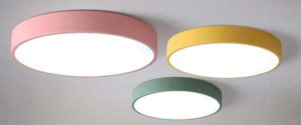 قوانغدونغ بقيادة المصنع,ماكارونس اللون,16W التعميم أدى ضوء السقف 1, style-4, KARNAR INTERNATIONAL GROUP LTD
