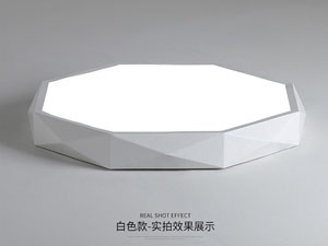Guangdong udhëhequr fabrikë,Projekti i ZHEL,42W Gjashtëkëndëshi bëri dritë tavani 5, white, KARNAR INTERNATIONAL GROUP LTD