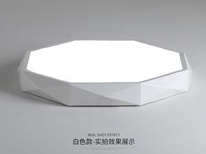 Led drita dmx,Dritat e ulëta LED,48W Forma tridimensionale e udhëhequr nga tavani 5, white, KARNAR INTERNATIONAL GROUP LTD