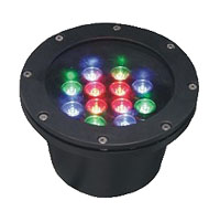 ጓንግዶንግ መሪ የሚንቀሳቀስ ፋብሪካ,LED የፏፏቴ መብራቶች,Product-List 5, 12x1W-180.60, ካራንተር ዓለም አቀፍ ኃ.የተ.የግ.ማ.