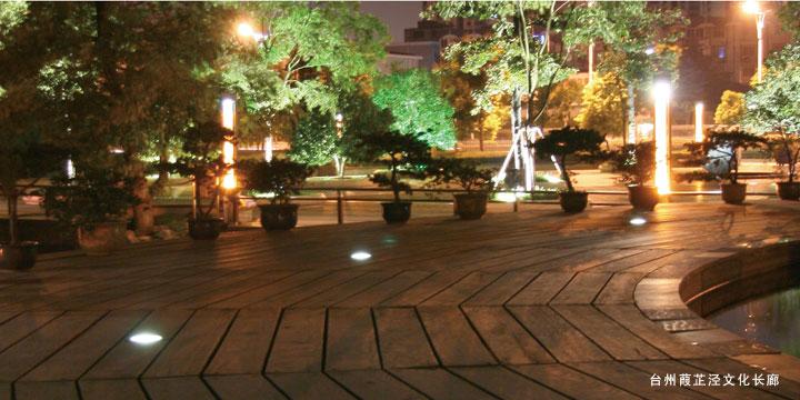 قوانغدونغ بقيادة المصنع,ضوء تحت الأرض LED,3W أضواء دائرية دفن 7, Show1, KARNAR INTERNATIONAL GROUP LTD
